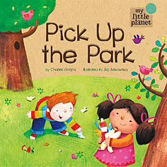My Little Planet - Pick Up The Park